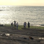 shooting film on the beach Byblos