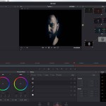 Da Vinci post production grading