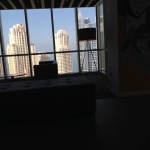 behind the scenes office Dubai Marina