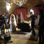 behind the scenes Cella Productions Sulafa Memar