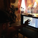 director in action Mehyar