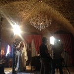 Directing Lebanon actress Syria