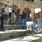 film crew on set beirut dubai