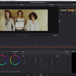 post production da vinci resolve