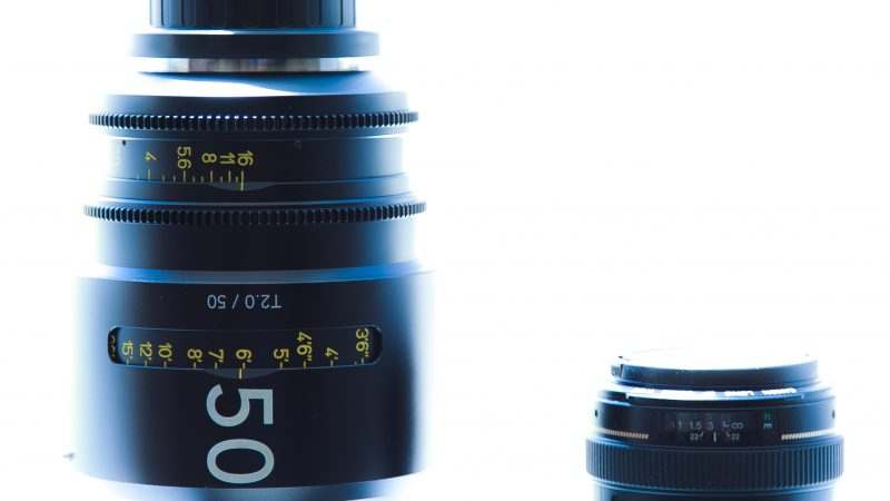Are cine lenses worth the cost in film and video production?